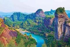 福建的知名风景区,是古老的闽族发源地,也是假期旅行的好去处