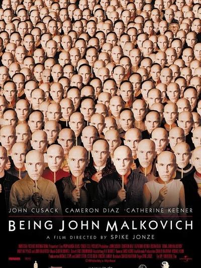 成为约翰·马尔科维奇 1999.HD720P 迅雷下载[尺度高分脑洞喜剧]